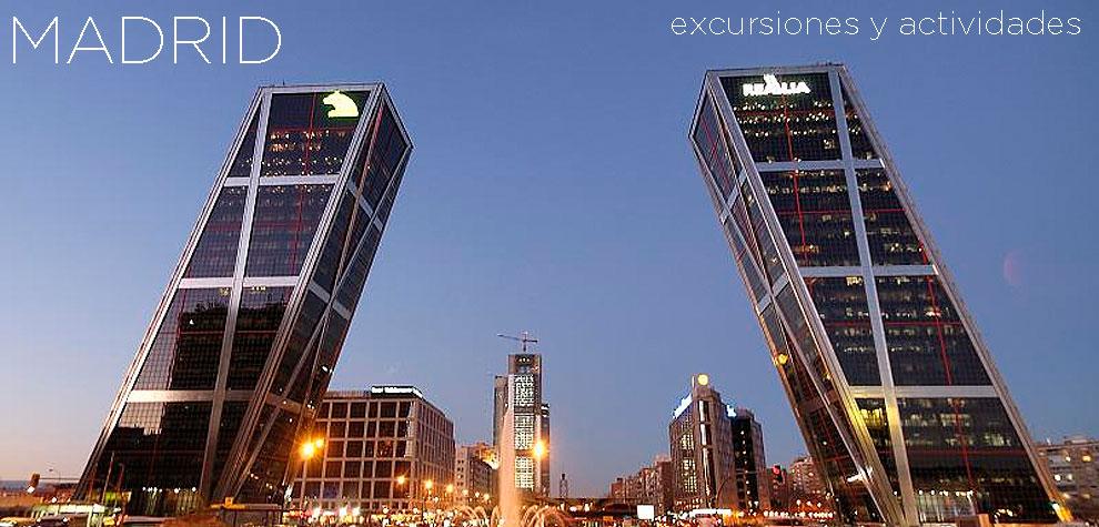 Excursiones y actividades en Madrid